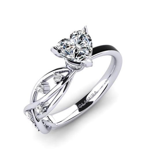 GLAMIRA Gyűrű Aracelis - Szív