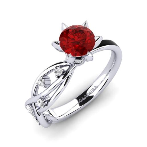 GLAMIRA Ring Aracelis - Round