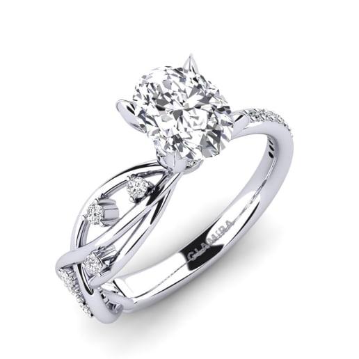 GLAMIRA Ring Arla - Oval
