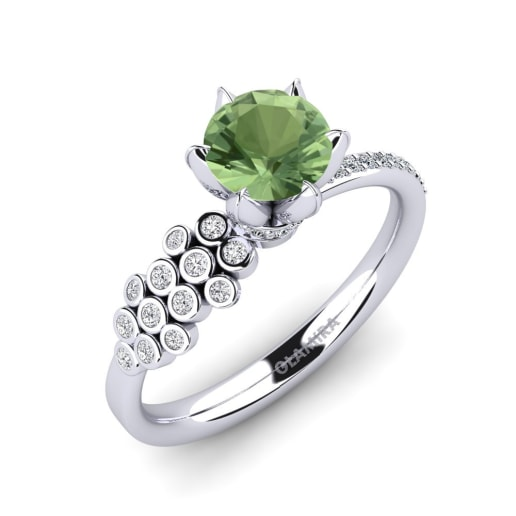 GLAMIRA Gyűrű Audrie