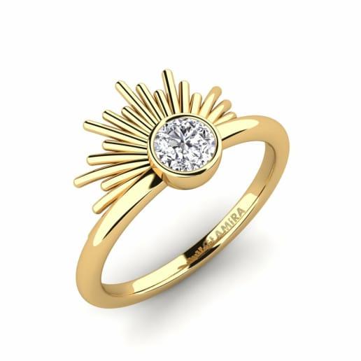 GLAMIRA Ring Baffling