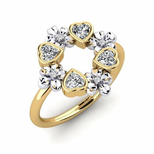 GLAMIRA Ring Barque