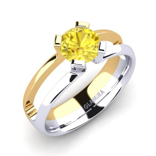 GLAMIRA Ring Bona 1.0 crt
