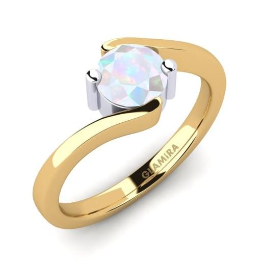 GLAMIRA Ring Bridal Element 0.8 crt