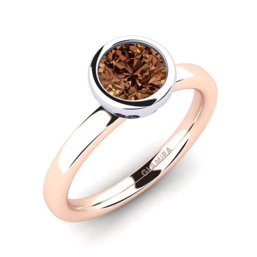 GLAMIRA Ring Bridal Passion 1.0 crt
