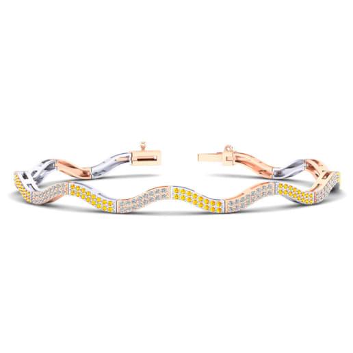 GLAMIRA Bracelet Burnidine