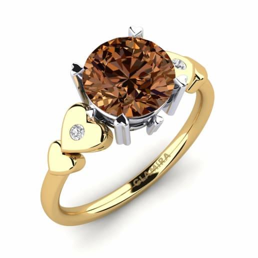 GLAMIRA Ring Camponilla 2.0 crt