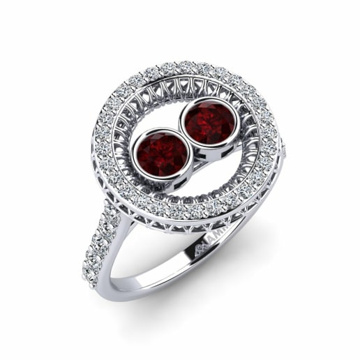 GLAMIRA Ring Caniculairen