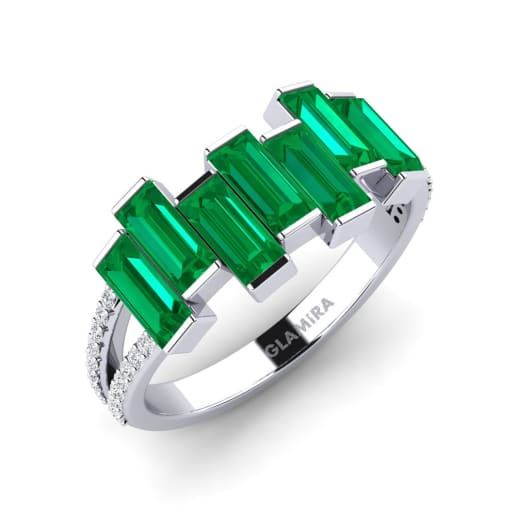 GLAMIRA Gyűrű Chevrole