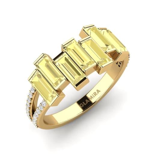 GLAMIRA Ring Chevrole