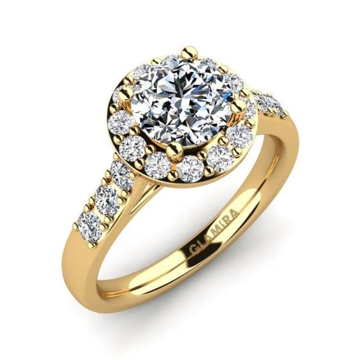 GLAMIRA Ring Cindy 1.0 crt