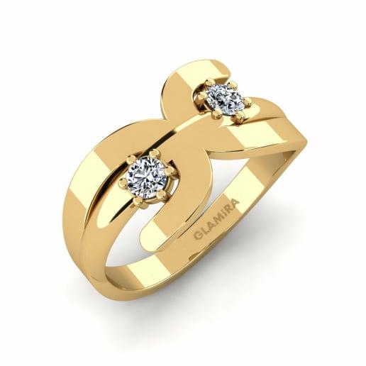 GLAMIRA Ring Cresting