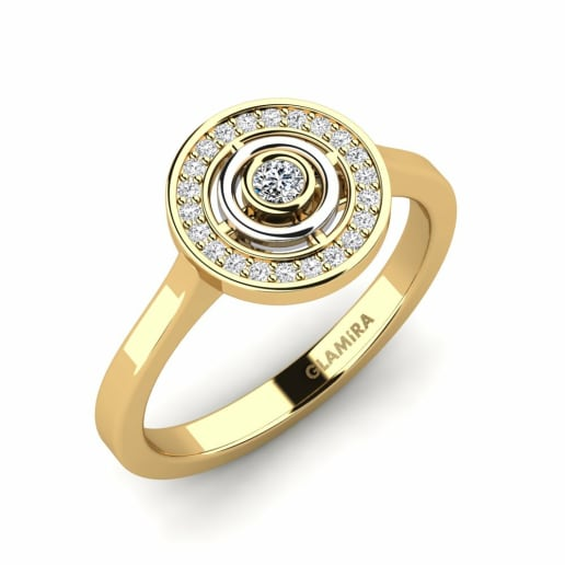 GLAMIRA Ring Crvecoeur