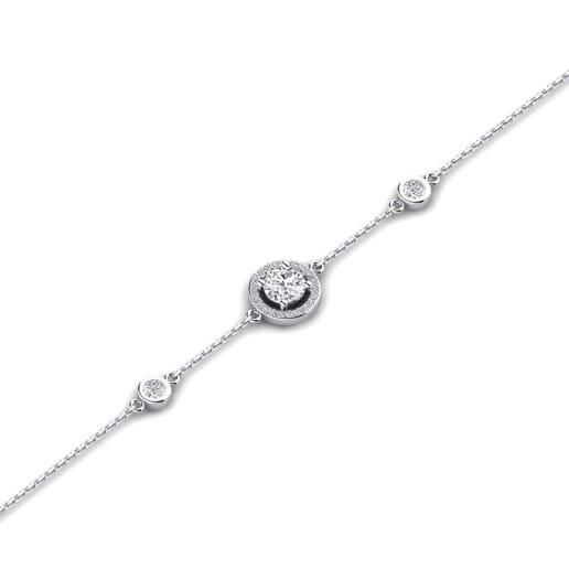 GLAMIRA Bracelet Dwana - Round