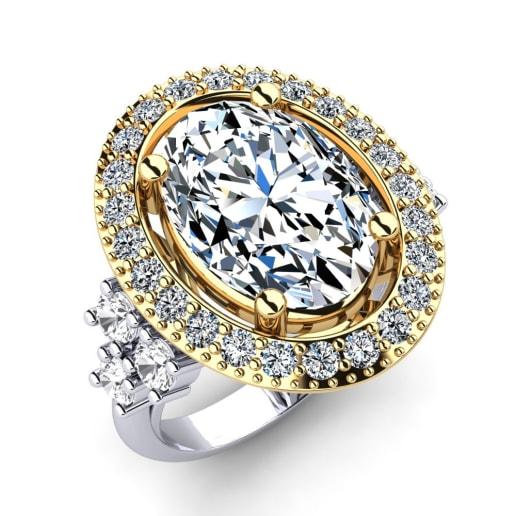 GLAMIRA Gyűrű Eboni