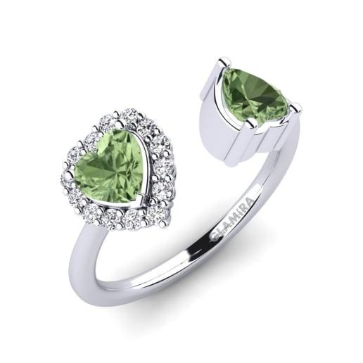 GLAMIRA Gyűrű Ellish