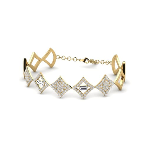 GLAMIRA Pulsera Elvie