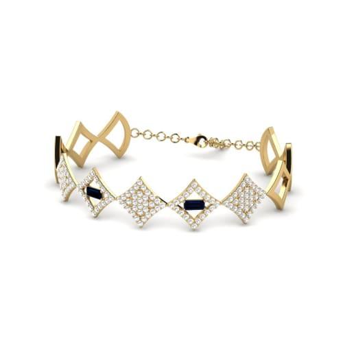 GLAMIRA Bracelet Elvie