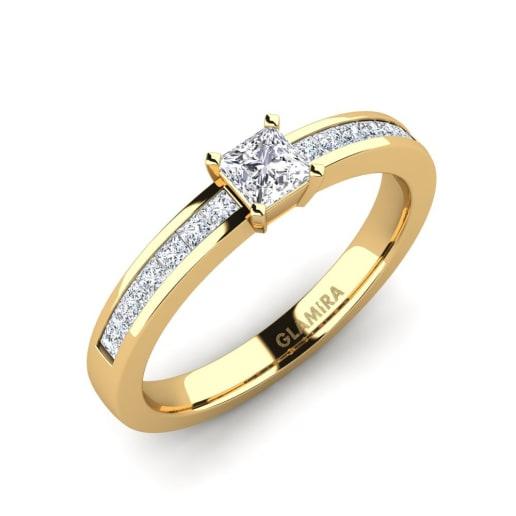 GLAMIRA Ring Fausta 0.27 crt