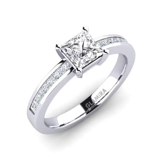 GLAMIRA Ring Fausta 0.93 crt