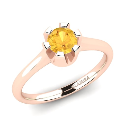 GLAMIRA Ring Galilea 0.5 crt