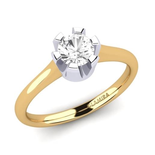 GLAMIRA Ring Galilea 0.5 crt