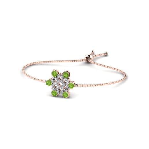 GLAMIRA Bracelet Garlan