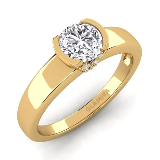 GLAMIRA Gyűrű Gwen