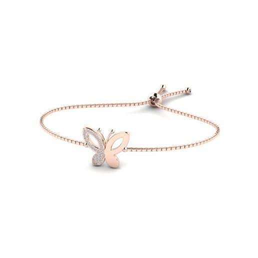 GLAMIRA Bracelet Hiedi