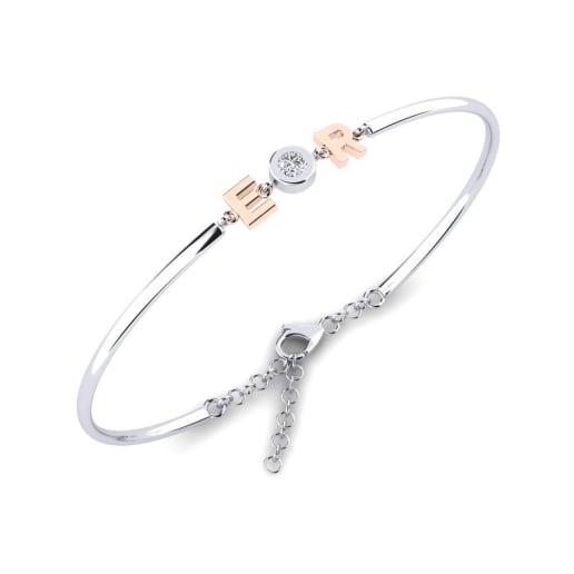GLAMIRA Bracelet Janeen