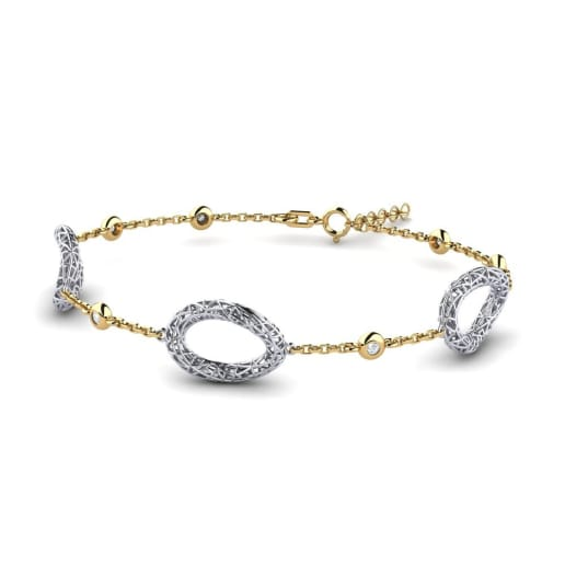 GLAMIRA Bracelet Janine