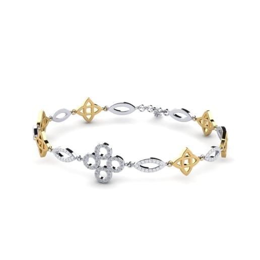 GLAMIRA Bracelete Jazmin