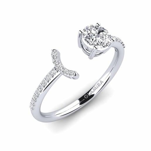 GLAMIRA Ring Jonquille