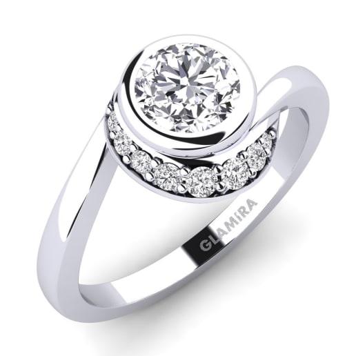 GLAMIRA Ring Joyce 0.8 crt