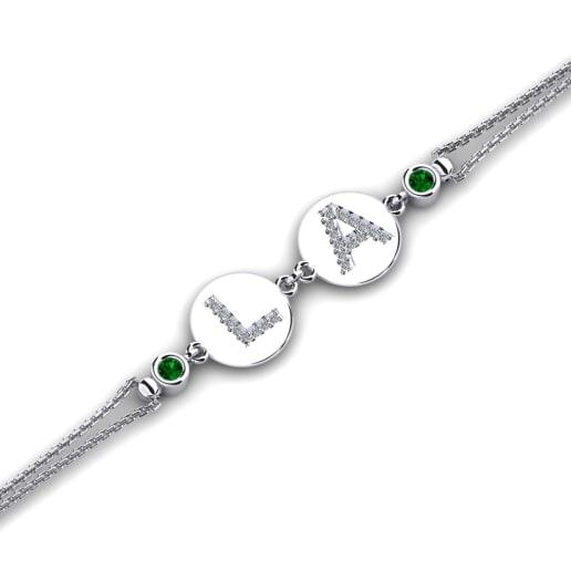 GLAMIRA Bracelet Karisa