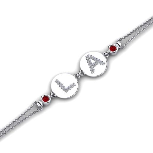 GLAMIRA Bracelets Karisa