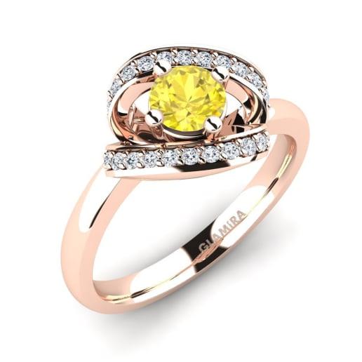 GLAMIRA Diamonds Žiedas Kelly