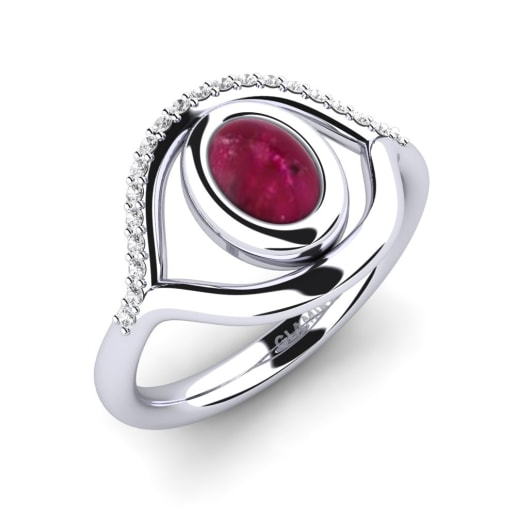 GLAMIRA Žiedas Kristalena