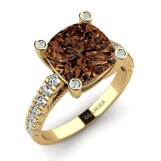GLAMIRA Diamonds Žiedas Daphne