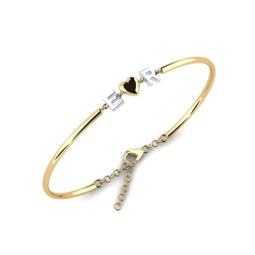 GLAMIRA Bracelet Leann