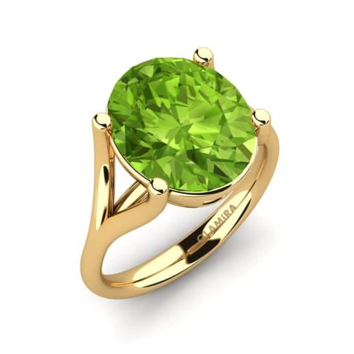 Kúpiť Peridot - Diamantové prstene  81c66f9311e