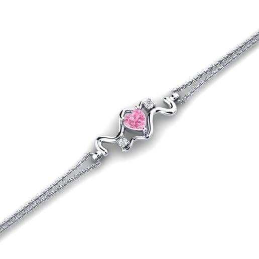 GLAMIRA Bracelet Leia