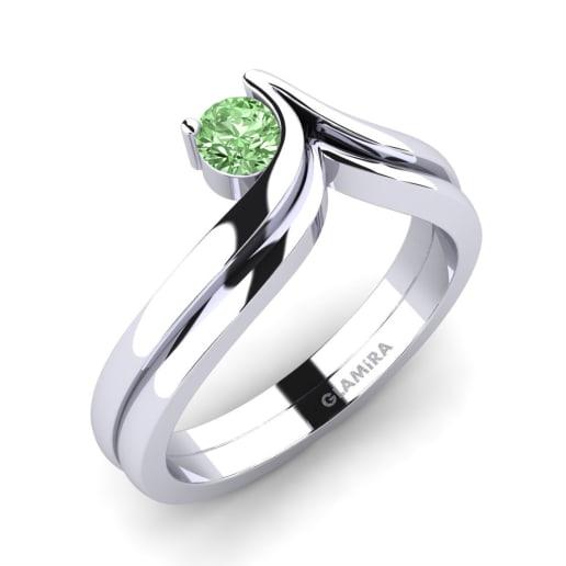 GLAMIRA Ring Lindsey 0.25 crt