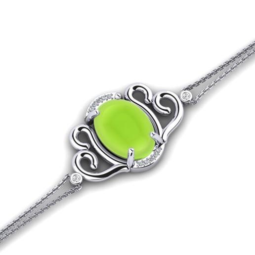 GLAMIRA Bracelet Lisanne