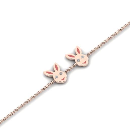 GLAMIRA Bracelet Lynnette