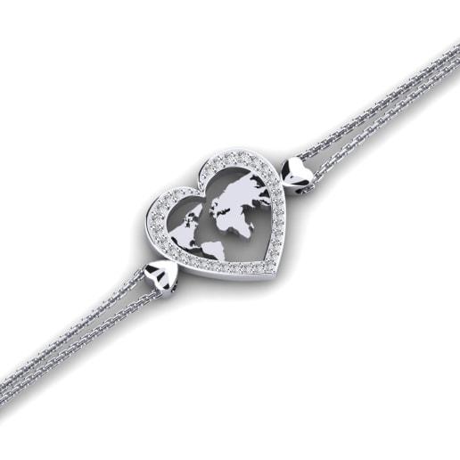 GLAMIRA Bracelet Mahalia