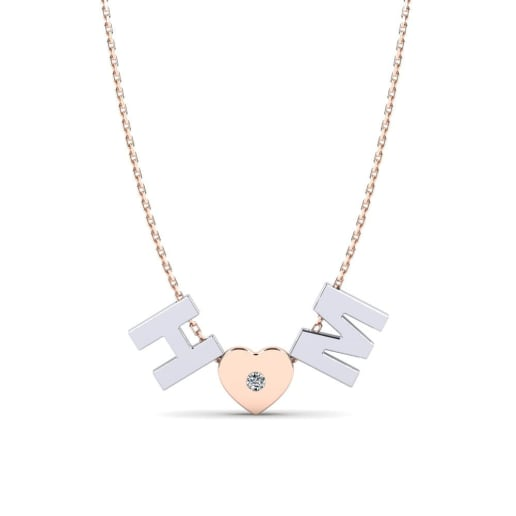 GLAMIRA Collier Maris