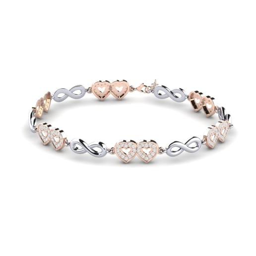 GLAMIRA Bracelet Maryrose