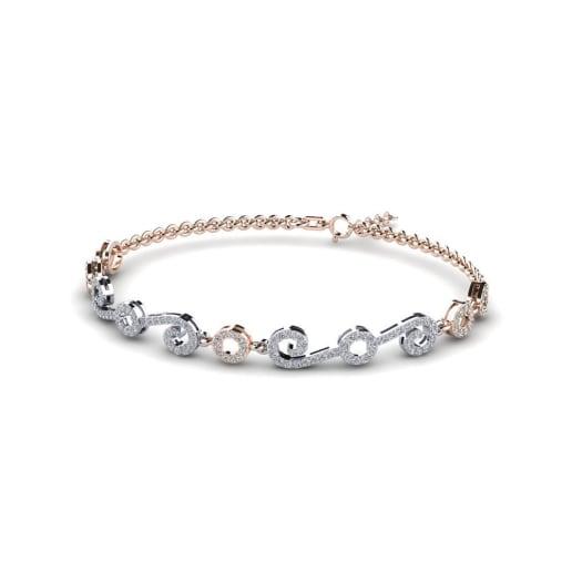 GLAMIRA Bracelet Mazarine
