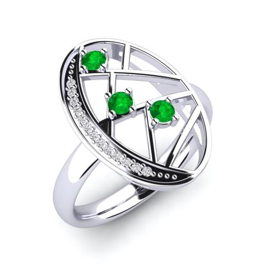 GLAMIRA Žiedas Melpomene